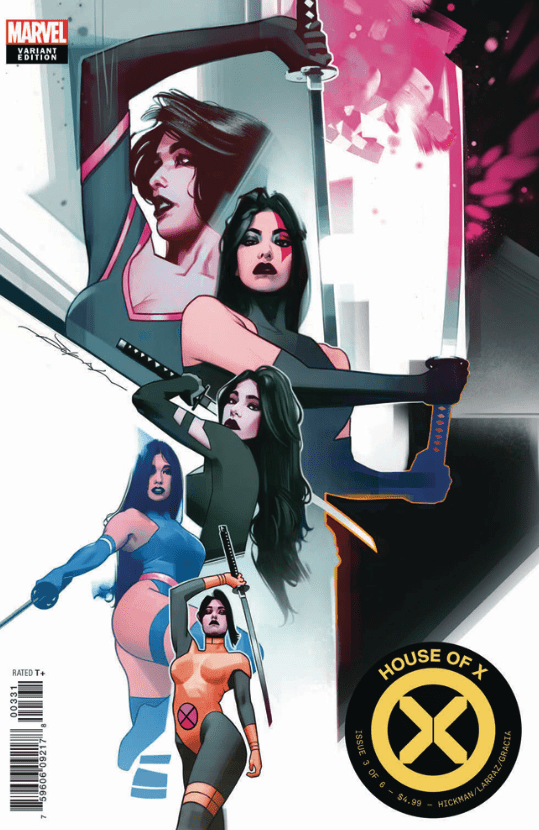 HOUSE OF X #3 Catapults The X-Men Narrative To New Heights 4