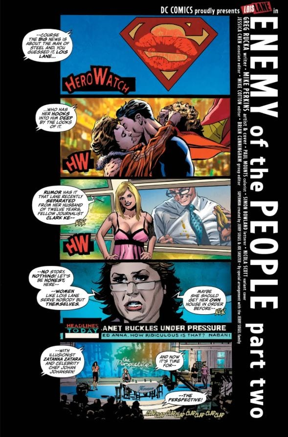 Review: LOIS LANE #2 Shows A Journalist On The Prowl 1