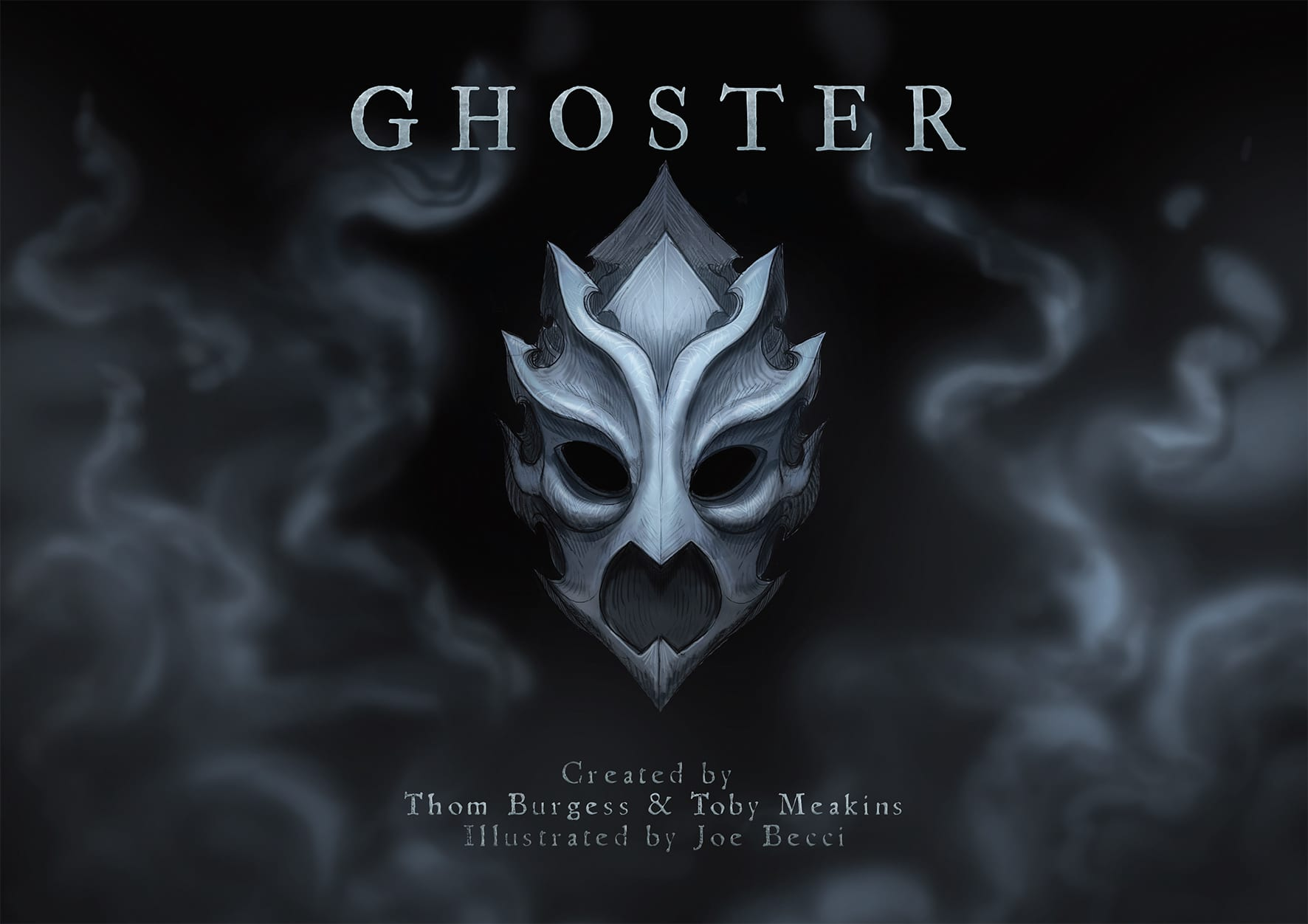 Ghoster Cover