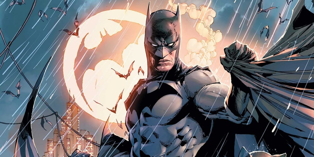 Sailing Away With Bat & Cat in BATMAN #78