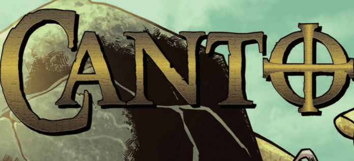 Review: CANTO #4 - Amazing Adventures To Save An Admirer 8