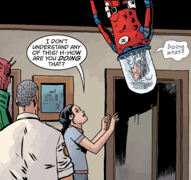 Review: BLACK HAMMER: AGE OF DOOM #12-The End of an Epic 2