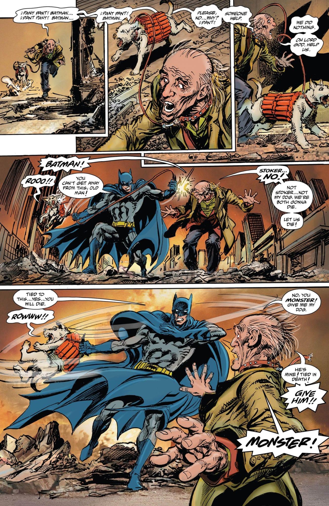 Neal Adams' BATMAN VS. RA'S AL GHUL #1 Feels Like a Relic Of The Past 1