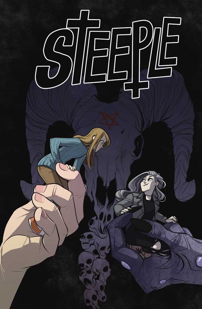 How STEEPLE #1 Launches a New Series 2