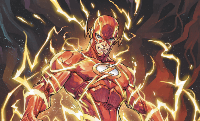 Review: THE FLASH #78 shows off the Terror of the Black Flash 4