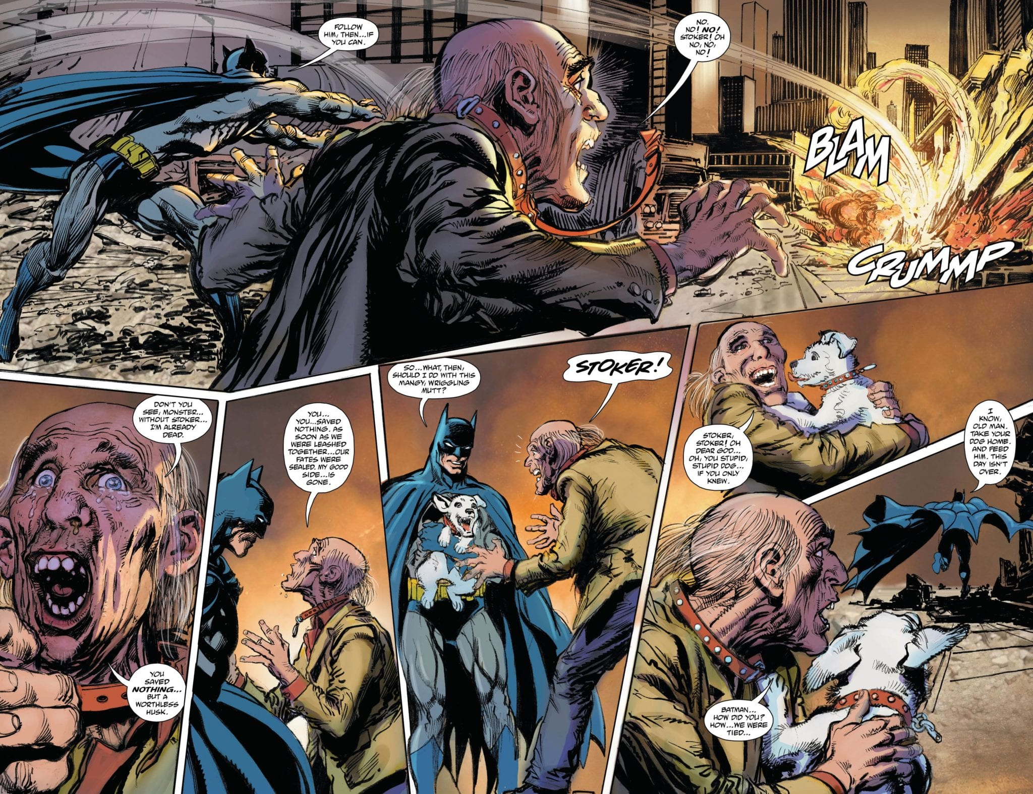 Neal Adams' BATMAN VS. RA'S AL GHUL #1 Feels Like a Relic Of The Past 2