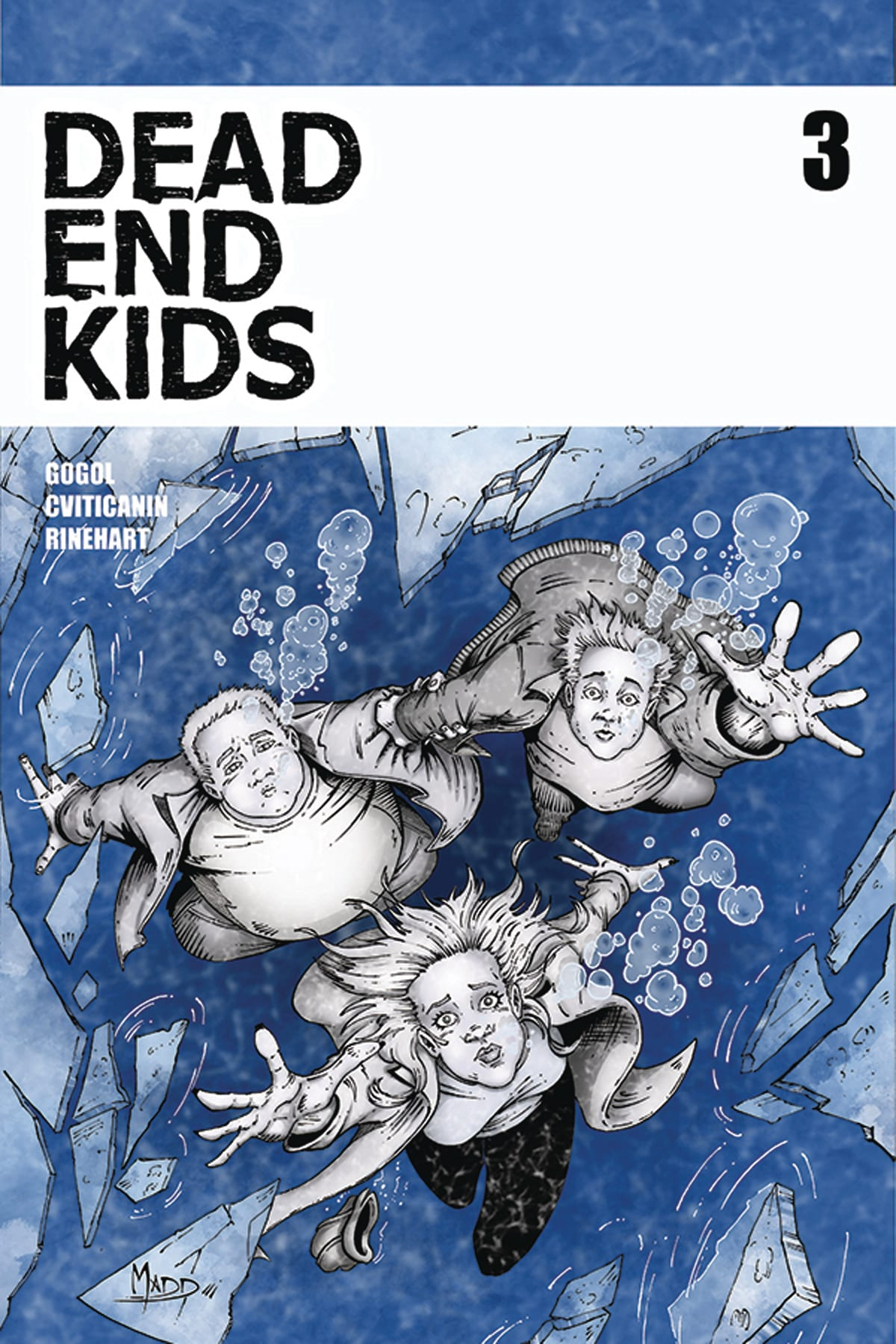 Review: DEAD END KIDS #3 Will Leave You Needing Tissues 1