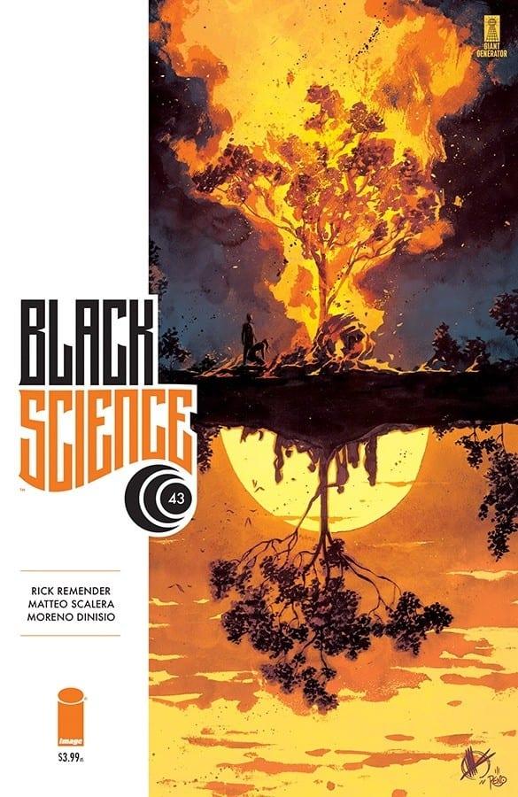BLACK SCIENCE 43 CVR