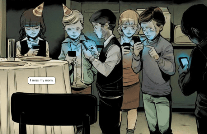 Review: YOU ARE OBSOLETE #1 - A Leisurely Stroll Through Secluded Hell 2