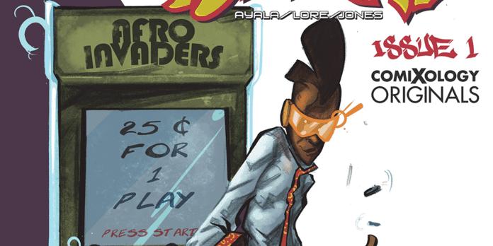 Review: ComiXology's QUARTER KILLER #1 Drops A Funky Beat 7