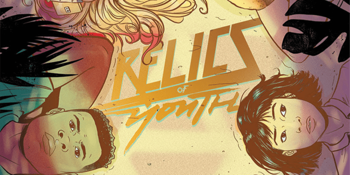 RELICS OF YOUTH #1 Brings The Spirit Of 80's Adventure Films To Comics 5