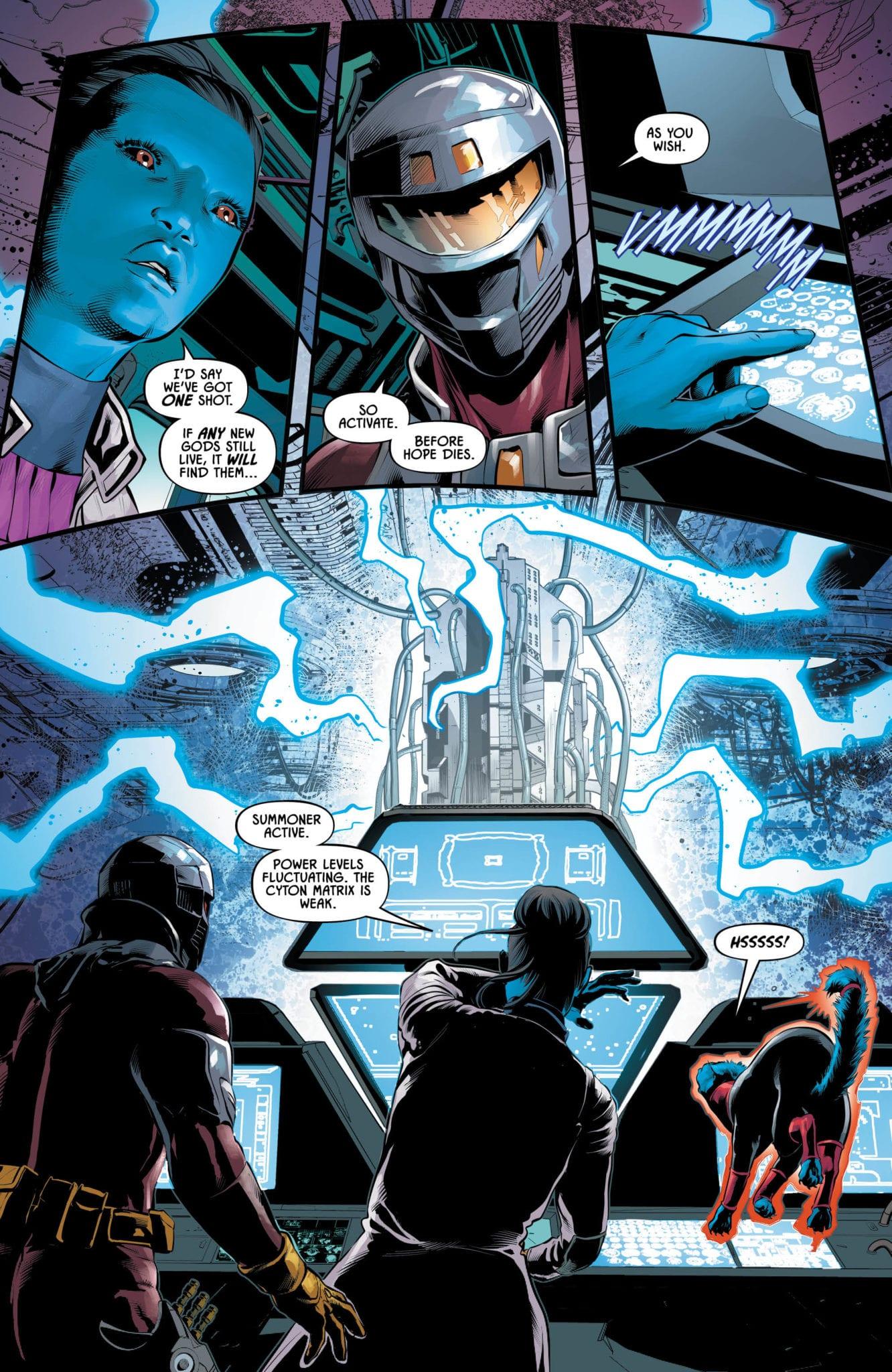 Justice League Odyssey #13