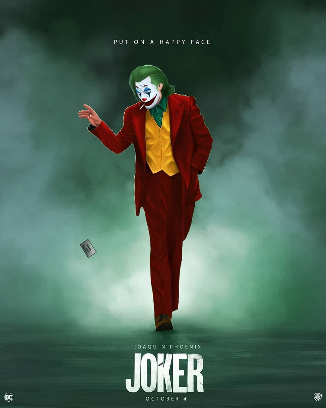 Win Tickets To See The JOKER Early
