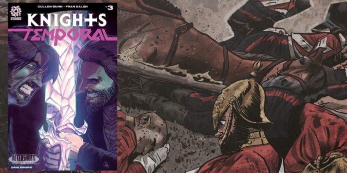 AfterShock Exclusive Preview: KNIGHTS TEMPORAL #3 - Nothing Ever Is As It Seems 7
