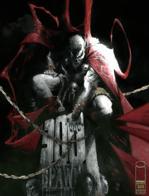 Review: SPAWN #300 - History Made and Beautifully Done 3