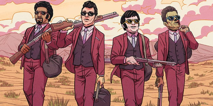 going to the chapel review action lab danger zone comics