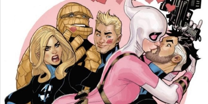 How Gwen's Planning Needs Work in GWENPOOL STRIKES BACK #2 5