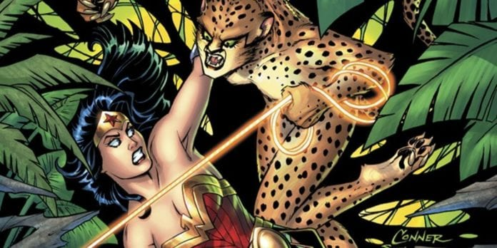 What A Dangerous World In WONDER WOMAN COME BACK TO ME #3 7