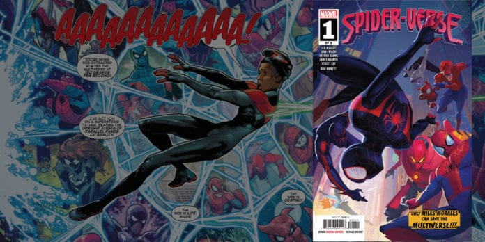 Head Into SPIDER-VERSE #1 In This Marvel Comics Exclusive Preview 4