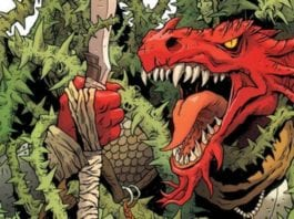 DUNGEONS & DRAGONS: A DARKENED WISH #3 cover A artwork