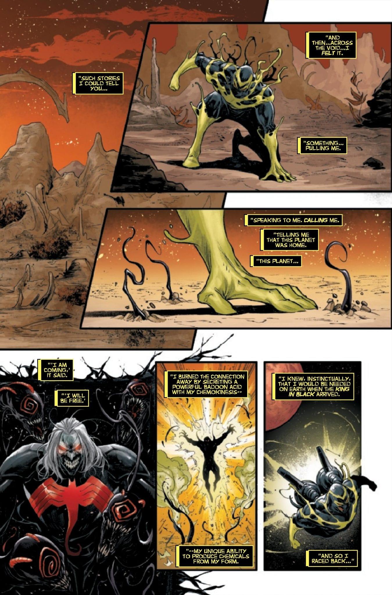 Exclusive Preview: Venom #18