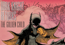 dark knight golden child