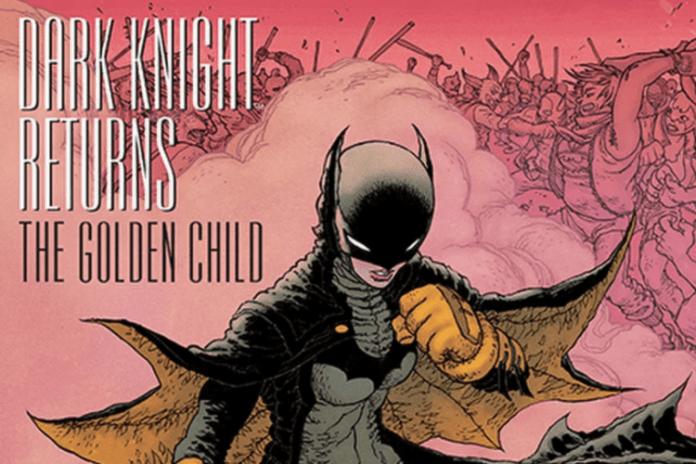 dark knight golden child