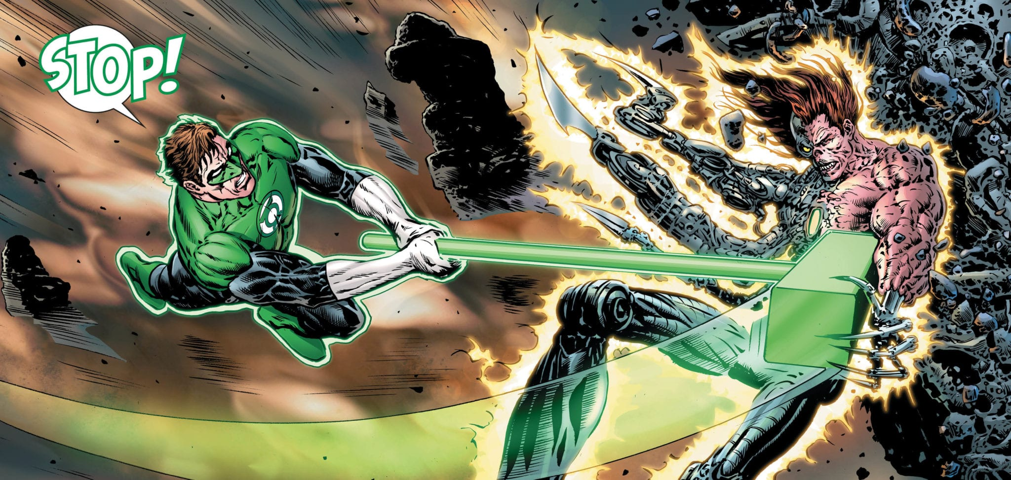 Review: Hal Jordan Fights His Evil Counterpart in THE GREEN LANTERN #12 1