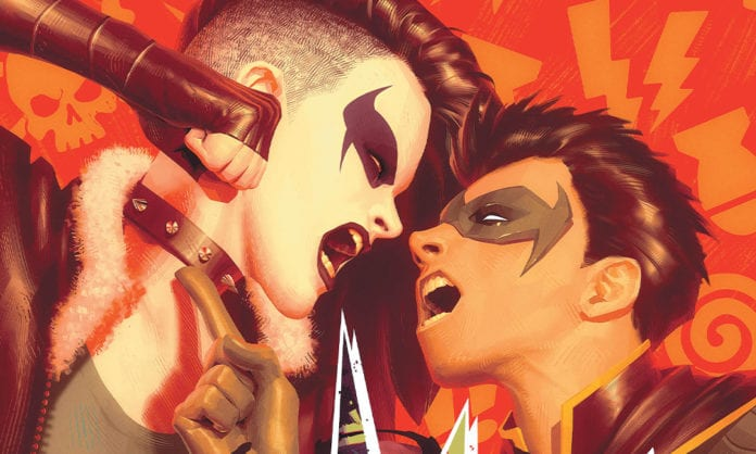 Crush Snaps In Our Exclusive First Look At TEEN TITANS #34
