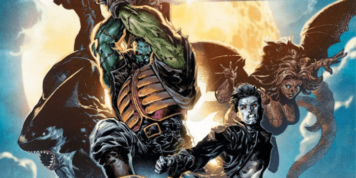 GOTHAM CITY MONSTERS #1 Explores Gotham's Grotesque Underbelly 7