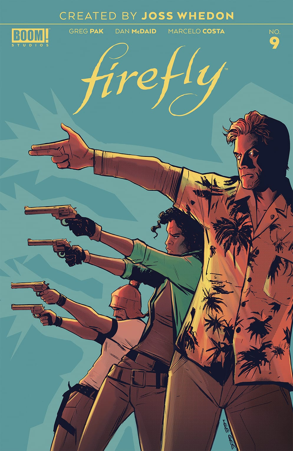 FIREFLY #9 Shows How The Past Is Never Far Behind 1