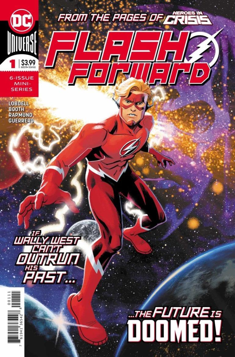 Flash Forward 1 cover