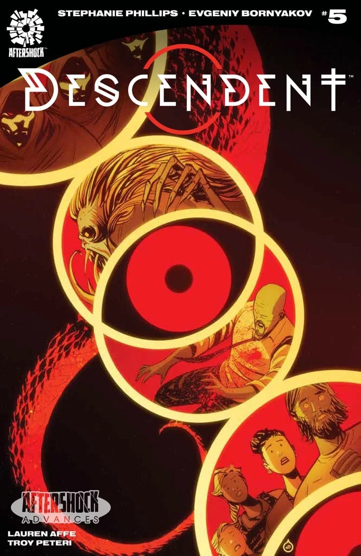 Review: DESCENDENT #5 Comes To A Horrific Conclusion 1