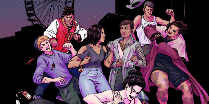 20 Fists #1 Review