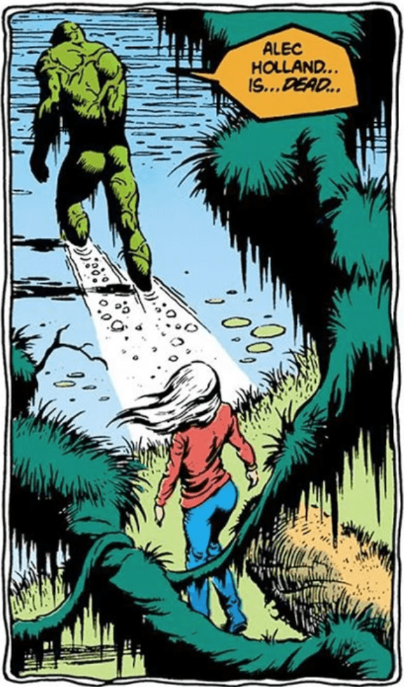 An old classic Horror Comics scene.