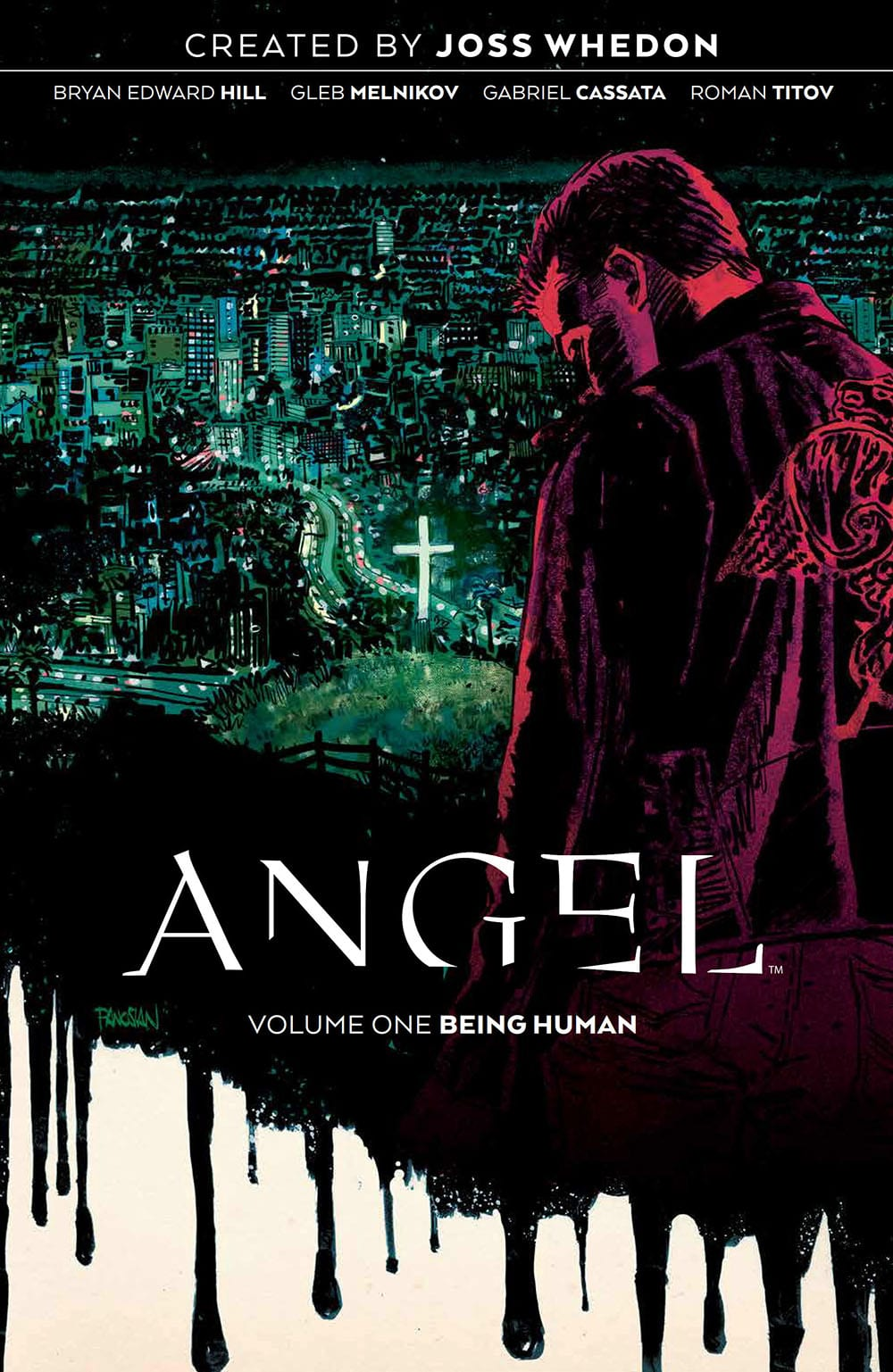 [EXCLUSIVE INTERVIEW] ANGEL's Bryan Edward Hill Talks Real Ghosts, Twitter, and the Nature of Evil 1