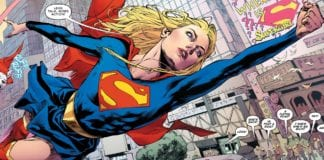 Supergirl #34 Credit: DC Comics