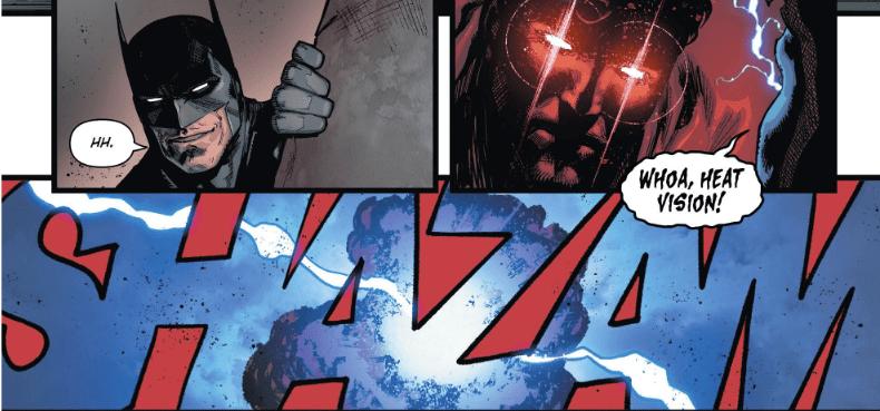 Review: BATMAN/SUPERMAN #2 - BIlly Batson Breaks the Bat 4