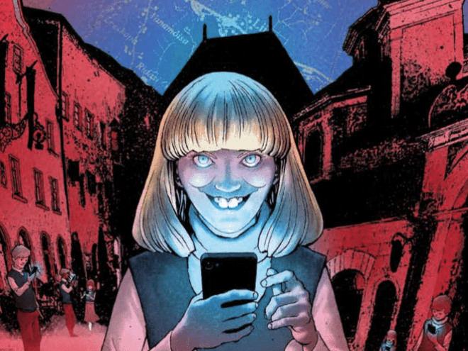 Review: YOU ARE OBSOLETE #1 - A Leisurely Stroll Through Secluded Hell 7