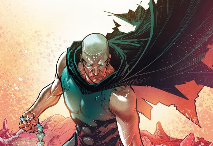 YEar Of The Villain Lex Luthor 1 Cover Image