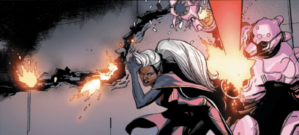 Review: X-MEN #1 - Lavish Lunar Living in Your New Summer Home! 2