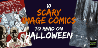 Scary Image Comics Halloween