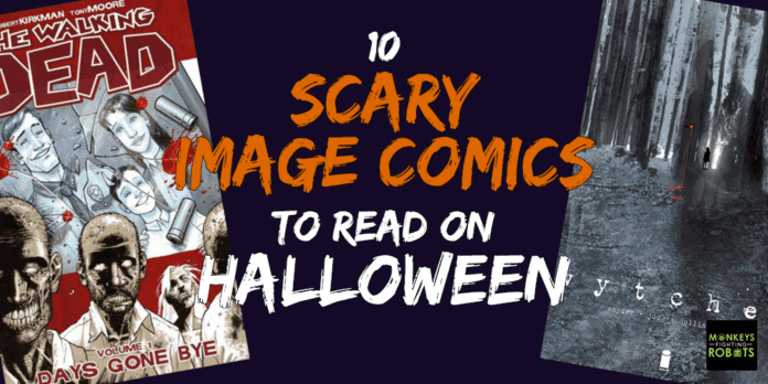 Scary Image Comics Halloween