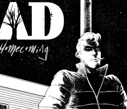 Lad The Homecoming #1 Review