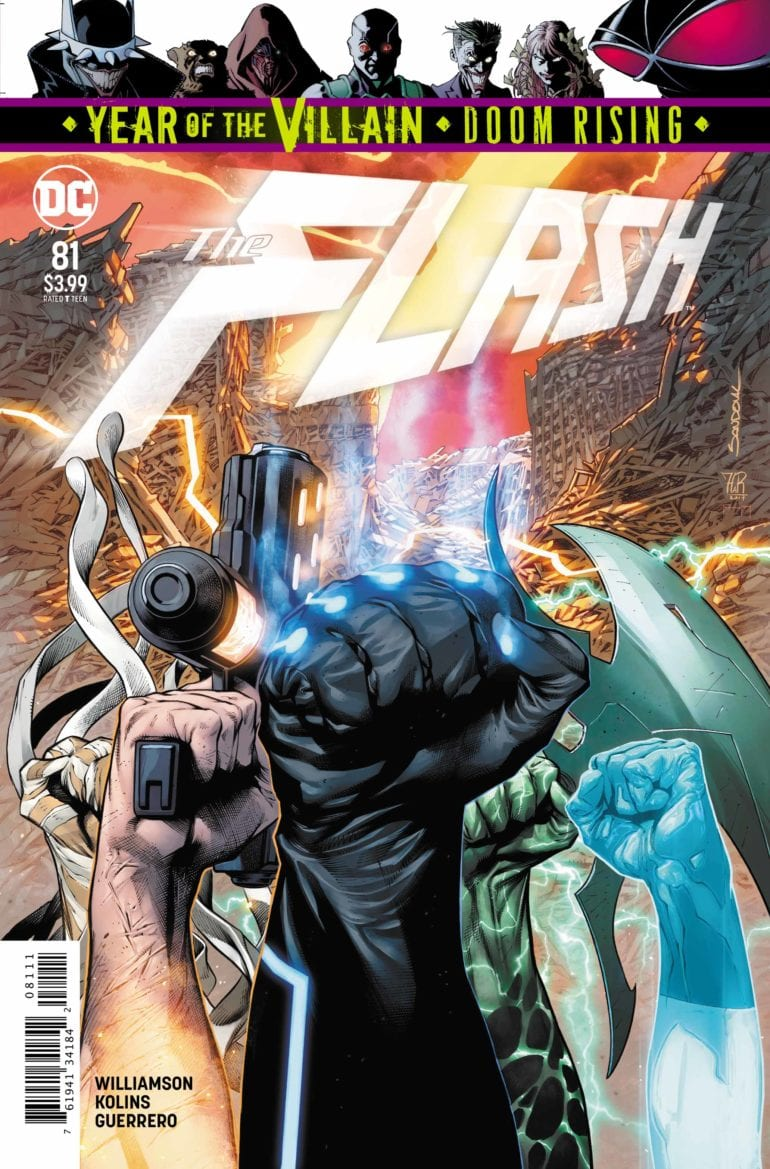 Flash 81 cover