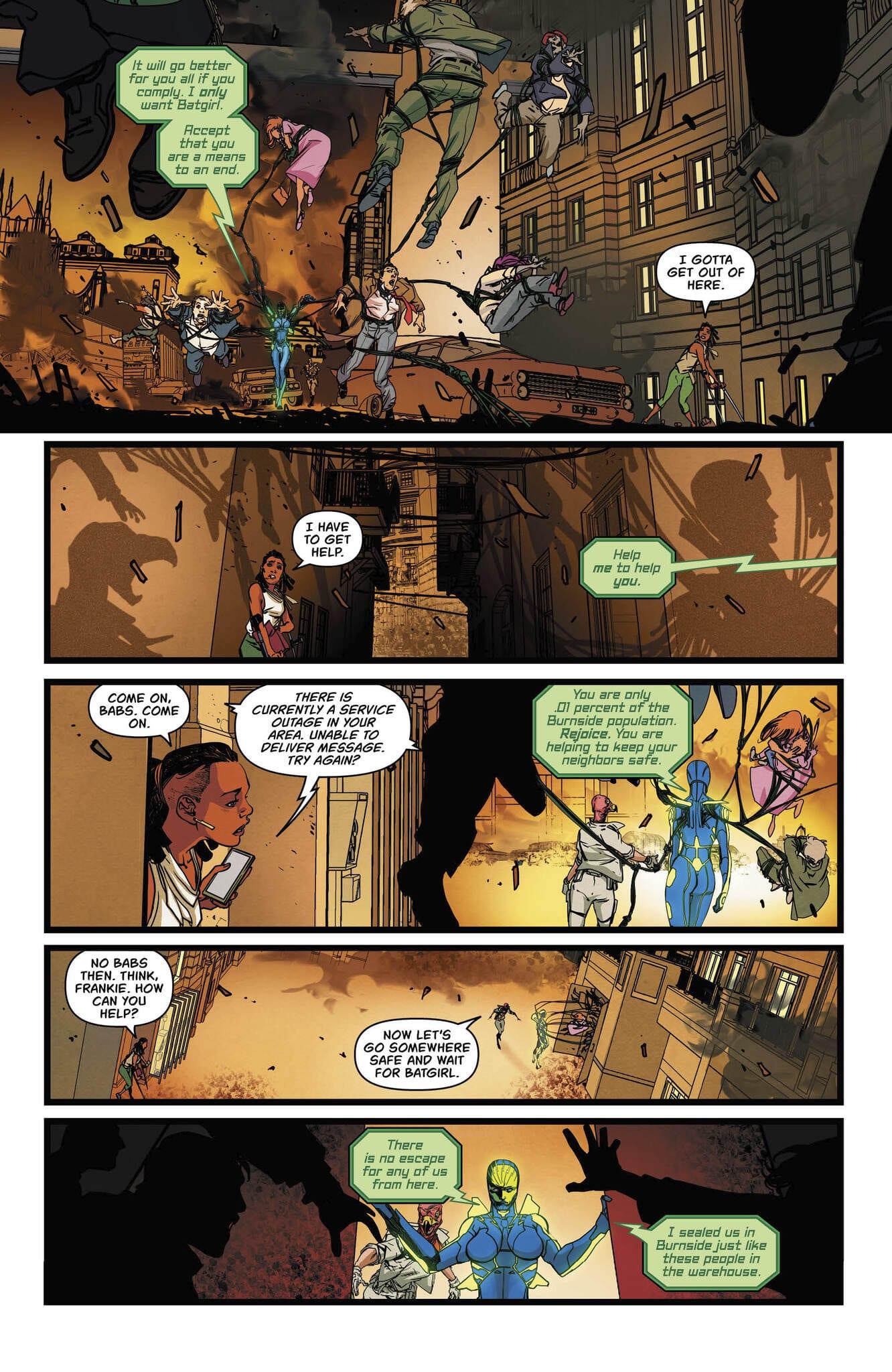 Oracle Lives In BATGIRL #40 4