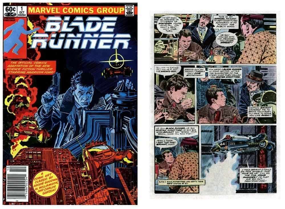 Blade Runner Adaptation