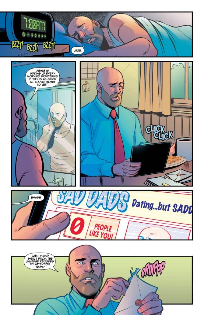 WONDER TWINS #8 - A Tale of Reunions Unravels 2