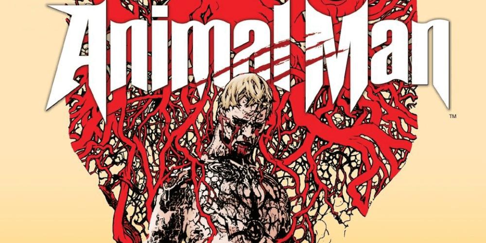 Animal Man Scary