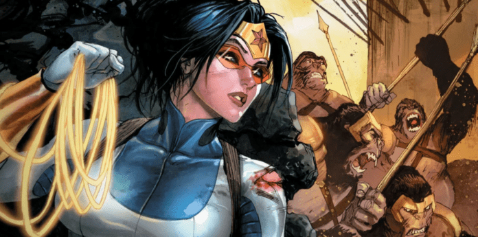 Review: Politics, Betrayal and Gorillas in WONDER WOMAN ANNUAL #3 5